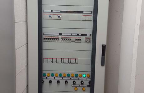 LU.MI., quadro elettrico industriale